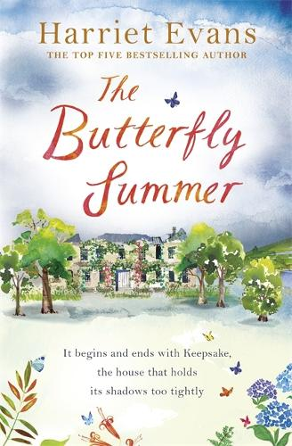 The Butterfly Summer (Paperback)
