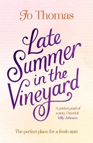 Late Summer in the Vineyard (Paperback)