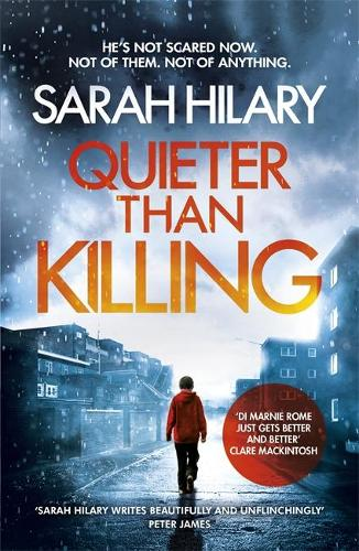 Quieter Than Killing (D.I. Marnie Rome 4) - D.I. Marnie Rome (Paperback)