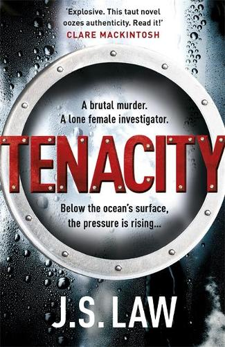 Tenacity: the gripping debut thriller (Lieutenant Dani Lewis series book 1) (Paperback)