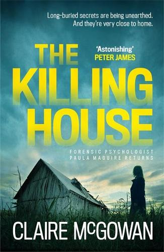 The Killing House (Paula Maguire 6): An explosive Irish crime thriller that will give you chills (Paperback)