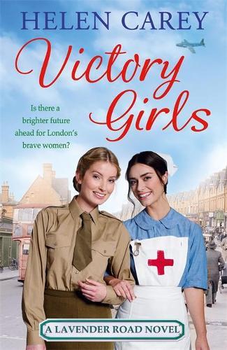 Victory Girls (Lavender Road 6) (Hardback)