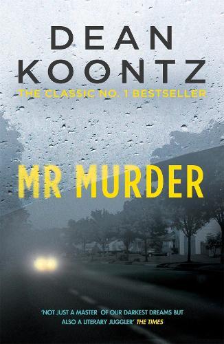Mr Murder: A brilliant thriller of heart-stopping suspense (Paperback)