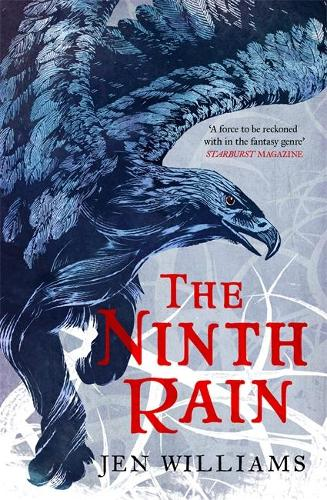 The Ninth Rain (The Winnowing Flame Trilogy 1) - The Winnowing Flame Trilogy (Paperback)
