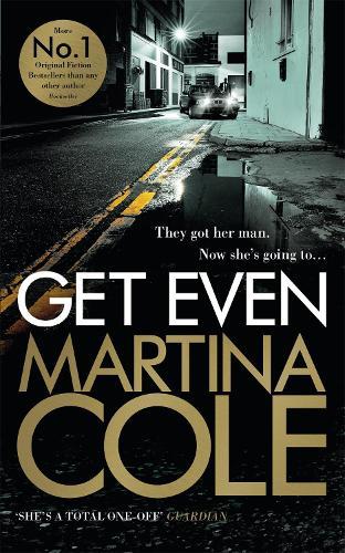 Get Even: A dark thriller of murder, mystery and revenge (Hardback)