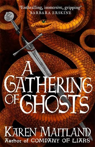A Gathering of Ghosts (Paperback)