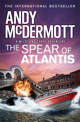 The Spear of Atlantis (Wilde/Chase 14) - Wilde/Chase (Paperback)