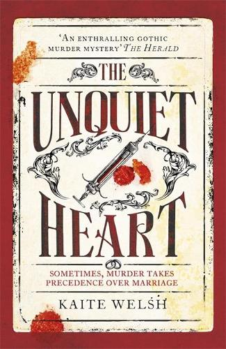 The Unquiet Heart (Hardback)