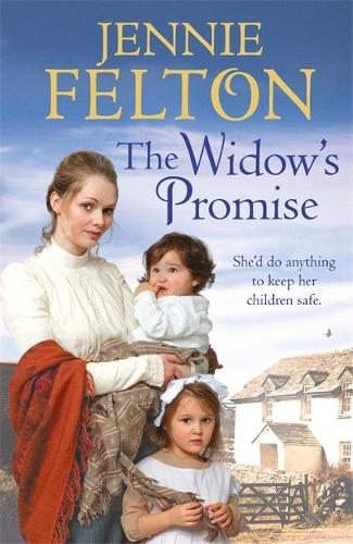The Widow's Promise: The Families of Fairley Terrace Sagas 4 - The Families of Fairley Terrace (Hardback)