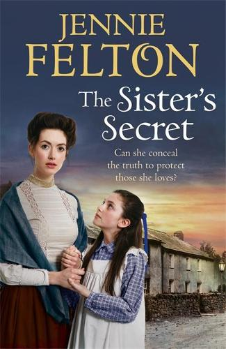 The Sister's Secret - The Families of Fairley Terrace (Hardback)