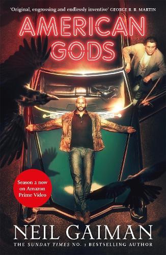 American Gods: TV Tie-In (Paperback)