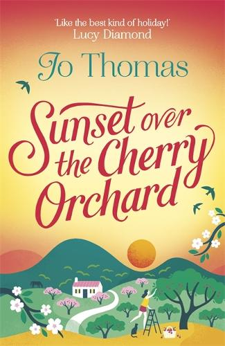 Sunset over the Cherry Orchard (Paperback)