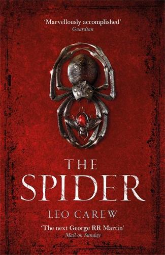 The Spider (The UNDER THE NORTHERN SKY Series, Book 2) (Hardback)