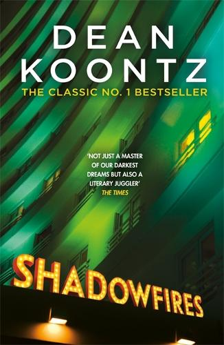 Shadowfires: Unbelievably tense and spine-chilling horror (Paperback)