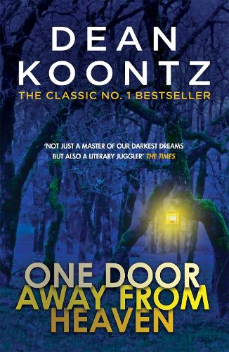One Door Away from Heaven: A superb thriller of redemption, fear and wonder (Paperback)