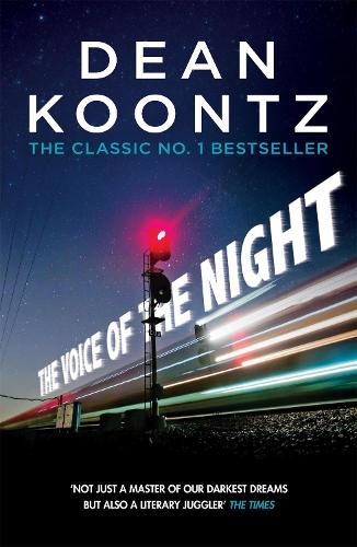 The Voice of the Night: A spine-chilling novel of heart-stopping suspense (Paperback)