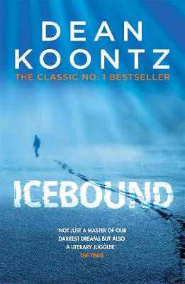 Icebound: A chilling thriller of a race against time (Paperback)