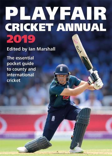 Playfair Cricket Annual 2019 (Paperback)
