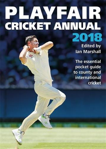 Playfair Cricket Annual 2018 (Paperback)