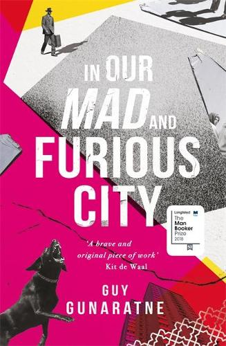 In Our Mad and Furious City (Hardback)