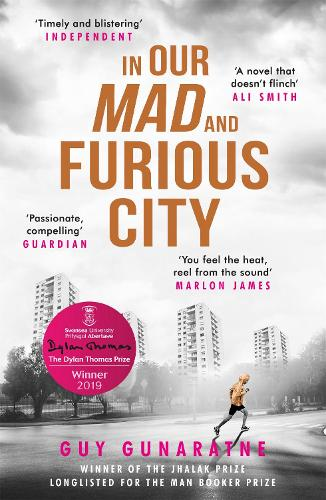 In Our Mad and Furious City (Paperback)