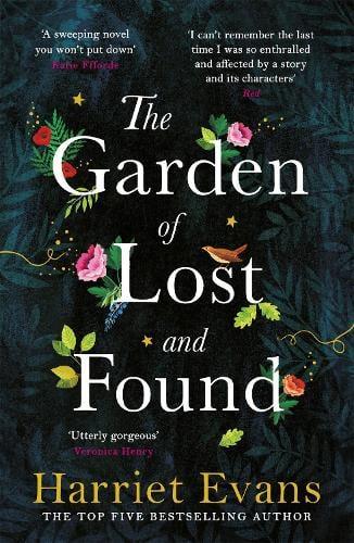 The Garden Of Lost And Found By Harriet Evans Waterstones
