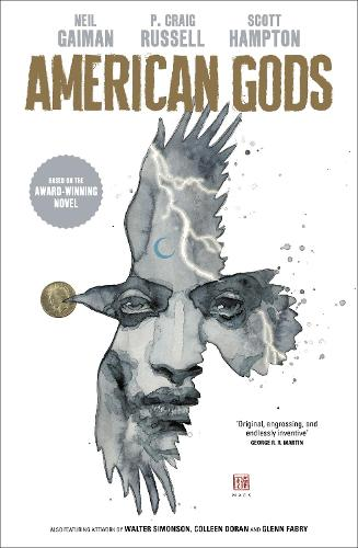 American Gods: Shadows: Adapted for the first time in stunning comic book form (Hardback)