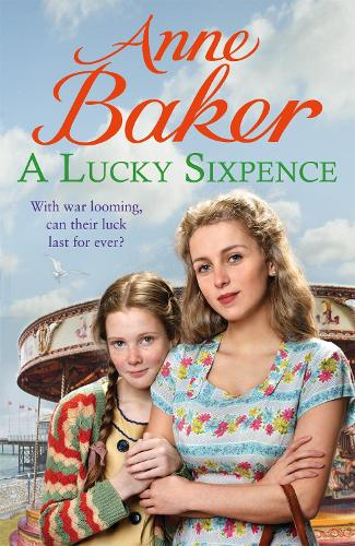 A Lucky Sixpence (Paperback)