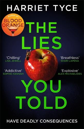 The Lies You Told (Paperback)
