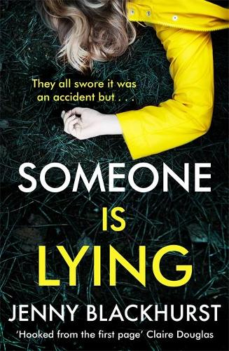 Someone Is Lying (Paperback)