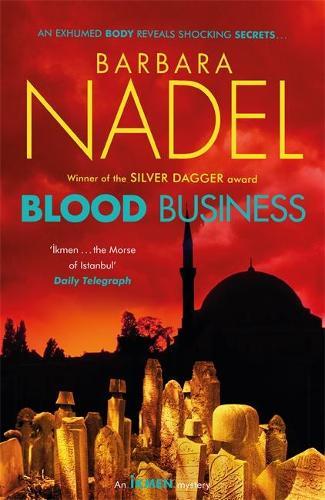 Blood Business (Ikmen Mystery 22) (Hardback)