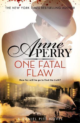 One Fatal Flaw (Daniel Pitt Mystery 3) (Hardback)
