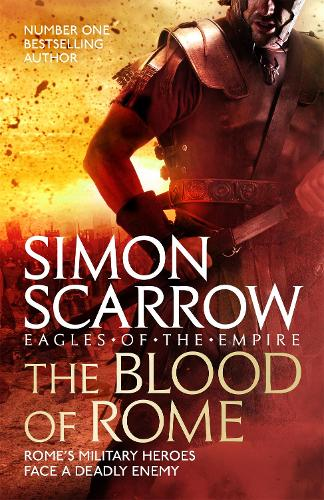 The Blood of Rome (Eagles of the Empire 17) (Hardback)