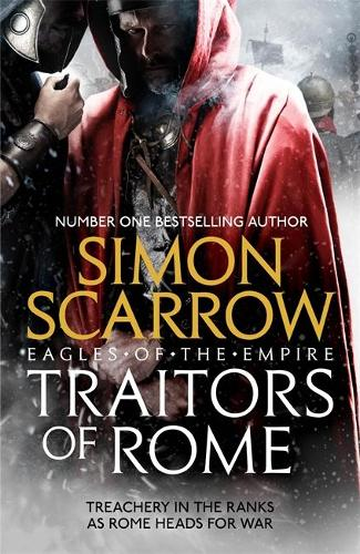 Traitors of Rome (Eagles of the Empire 18) (Hardback)