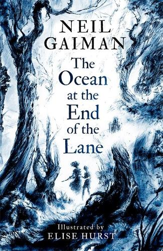 The Ocean at the End of the Lane: Illustrated Edition (Paperback)