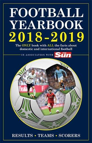 The Football Yearbook 2018-2019 in association with The Sun (Hardback)