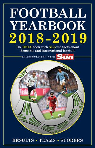 The Football Yearbook 2018-2019 in association with The Sun (Paperback)