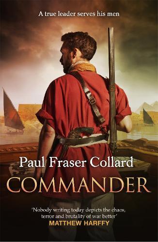 Commander (Jack Lark, Book 10) (Hardback)