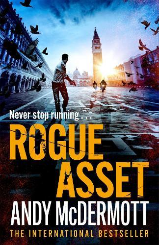 Rogue Asset - Alex Reeve (Hardback)