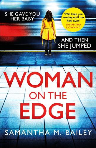 Woman on the Edge (Paperback)