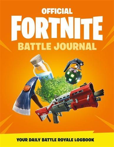 FORTNITE Official: Battle Journal - Official Fortnite Books (Miscellaneous print)