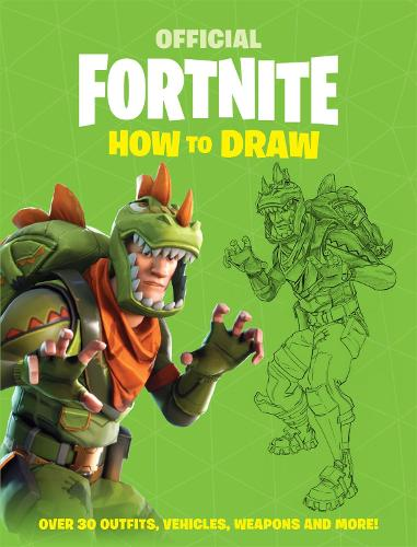 FORTNITE Official: How to Draw - Official Fortnite Books (Paperback)