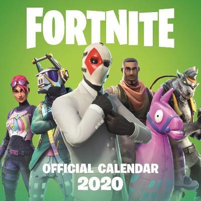 2020 Fortnite Wall Calendar (Calendar)