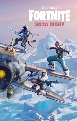 FORTNITE Official 2020 Diary (Paperback)