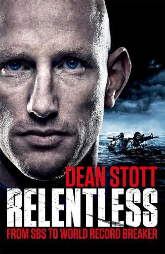 Relentless - Come and meet Dean Stott