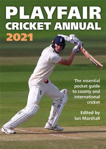 Playfair Cricket Annual 2021 (Paperback)