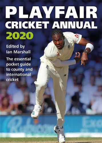 Playfair Cricket Annual 2020 (Paperback)