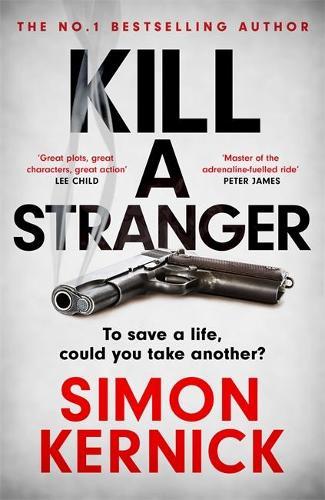 Kill A Stranger (Hardback)