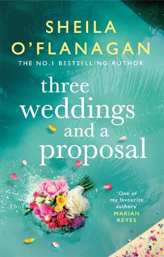 Three Weddings and a Proposal (Hardback)