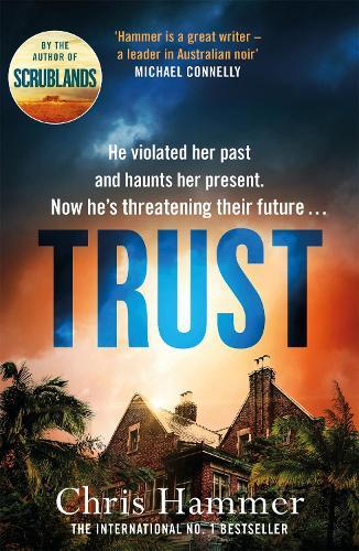 Trust - A Martin Scarsden Thriller (Paperback)